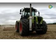 科乐收(CLAAS)XERION系列拖拉机捷克体验报告视频