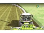 科乐收(CLAAS)JAGUAR系列青贮机自动填充系统视频
