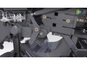 科乐收(CLAAS)QUADRANT5200打包机活塞工作演示视频
