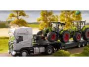 科乐收(CLAAS)农机模型展览视频