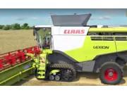 科乐收(CLAAS)LEXION系列收割机动态喂入控制系统介绍视频