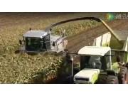 科乐收(CLAAS)JAGUAR周年纪念版青贮机视频