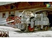 科乐收(CLAAS)EUROPA系列早期收割机视频
