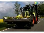 科乐收(CLAAS)牧草收获设备(一)视频