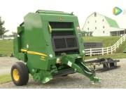 约翰迪尔牧草设备客户评价视频