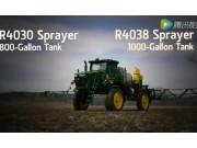 约翰迪尔R4038/R4030喷药机视频