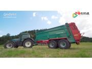 Farmtech Ultrafex1600撒肥车作业视频