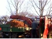ALINA公司SUPERNOVA背负式胡萝卜收获机视频