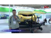 蒙拓9YG-1.3A圆捆机视频详解-2018国际农机展