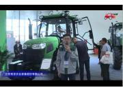 常发农装CFF-1204型轮式拖拉机视频详解---2018国际农机展