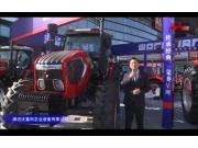 潍坊沃富田2204、1004A轮式拖拉机视频详解---2018国际农机展