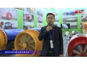 潍坊沃林果园喷雾机视频详解-2018国际农机展