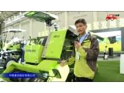 中联谷王9YZ-2200FA自走式打捆机视频详解—2018国际农机展