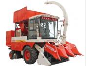 国丰4YZQP-3玉米机作业视频