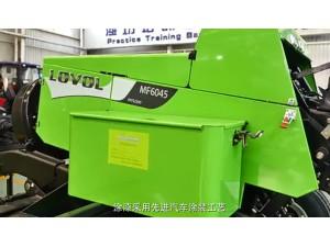 雷沃MF6045压捆机产品介绍