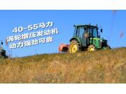 约翰迪尔3B系列40-60马力拖拉机产品视频
