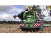 科罗尼BiGX1180大马力自走式青贮饲料收获机