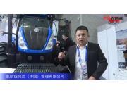 凯斯纽荷兰(中国)管理有限公司-2019中国农机展视频