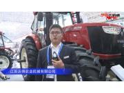 江苏沃得农业机械有限公司-2019中国农机展视频