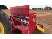 鑫乐机具一次性免耕播种小麦作业现场视频