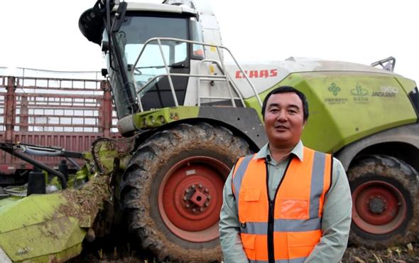 """马晓雷:从部队转战农业,承担服务""""三农""""新使命"""