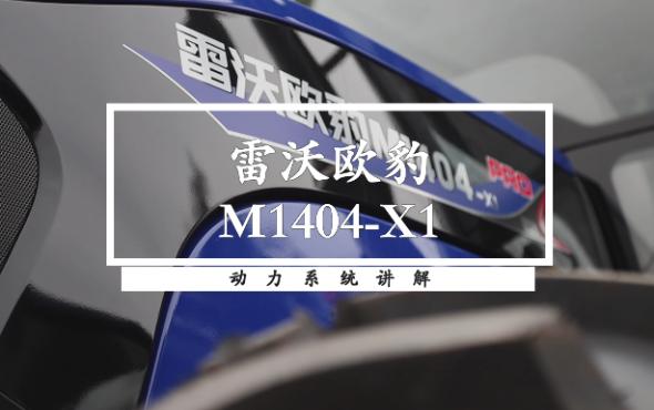 雷沃欧豹M1404-X轮式拖拉机介绍-动力系统