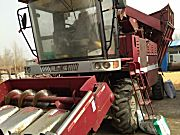 勇猛4YZ-4Z自走式玉米收获机