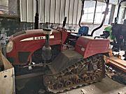 益拖牌75马力履带式拖拉机