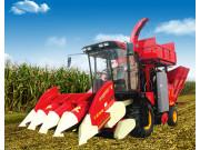 4YZQB-3HYS/4HYS玉米收获机