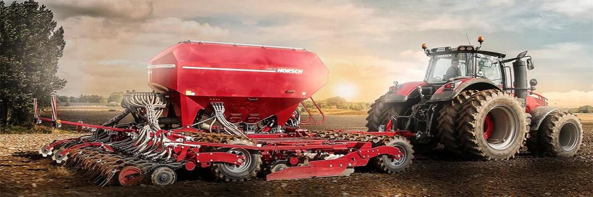 HORSCH(豪獅)農業機械有限責任公司