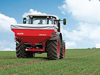 深耕沃土,服务于农——库恩亮相2015中国国际农业机械展览会