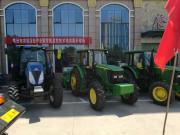 曲沃县满喜农业机械亮相临汾市农机深松作业展示会