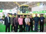 图集 | 2018中国农业机械展览会瑞海展位花絮
