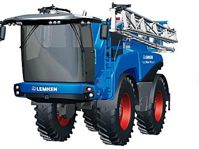 LEMKEN Nova系列自走式喷药机2020年投放市场
