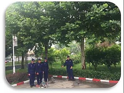 中农博远参加微型消防演练活动