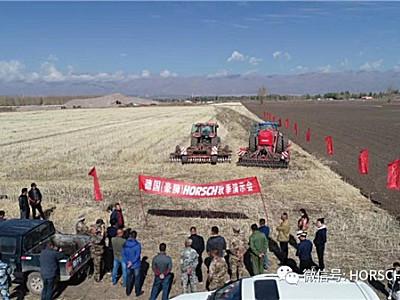 豪獅德國技術專家赴新疆開展高質量全方位的技術支持!
