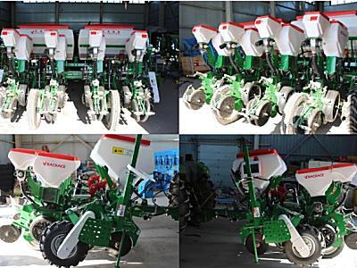 我公司开展贝克锐斯2BMZ-2/4型免耕施肥播种机培训会