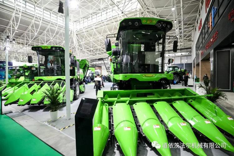 精彩无极限,绿色进行时 | 道依茨法尔2020全国农机展魅力全回顾