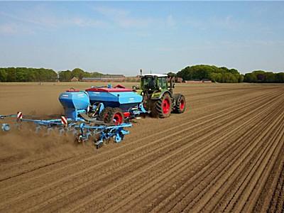 德国LEMKEN Azurit精量播种更有效地提高玉米产量和品质