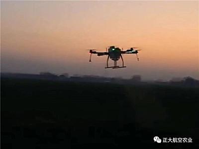 F22植保無人機夜間作業注意事項,開啟你的夜間飛防路