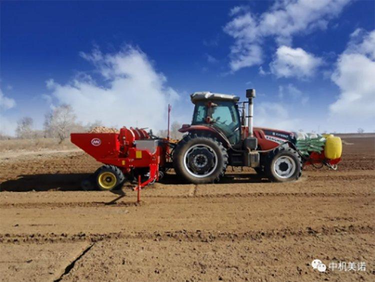 2021款美諾1240B馬鈴薯種植機全新上線