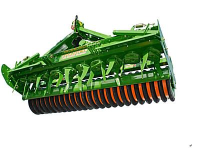 阿玛松(AMAZONE)KG系列动力驱动耙-KG 4000