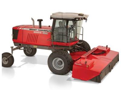 麦赛福格森MF-WR9000系列自走式割草压扁机