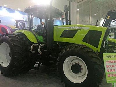 博马2604拖拉机
