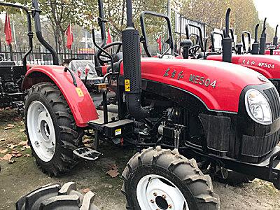 东方红ME504林果王型轮式拖拉机