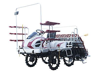 洋馬YR60D高速插秧機