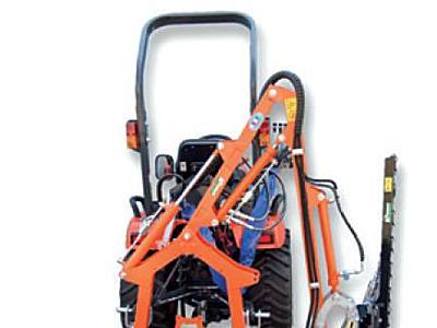 意大利(Rinier)BRM120绿篱修剪机
