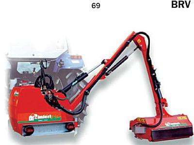 意大利(Rinier)BRV型i割灌机