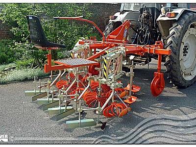 意大利(OLIVER)ROTOSARk除草机