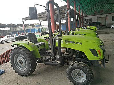 中联耕王RD604-A拖拉机